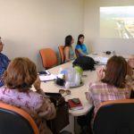 Equipe do BNDES visita obras no PCT Guamá