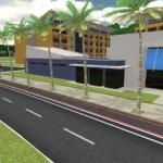 Maquete interativa viabiliza passeio virtual pelo Parque Tecnológico Guamá