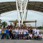 Calouros de Elétrica e Biomédica da UFPA visitam o PCT Guamá e a Universitec