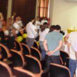 Celebração à Santa de Nazaré no PCT Guamá