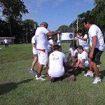 Dia da árvore é comemorado com ação vida saudável e plantio de mudas no PCT Guamá