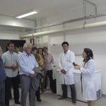 Presidente do Cosmetic Valley visita o Parque de Ciência e Tecnologia Guamá