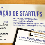 Universitec realiza workshop sobre Criação de Startups
