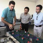 Parque de Ciência e Tecnologia recebe chineses para estreitar relações de pesquisa
