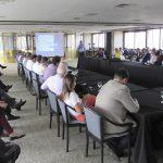Startups e empresas residentes participam de reunião mensal do Coinfra