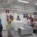 Grupo de empresários ligados à cadeia produtiva da palma de óleo no Pará visita Espaço Inovação