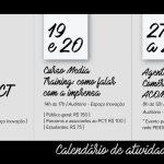 Calendário de Junho