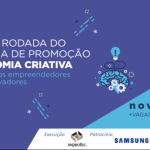 Anprotec and Samsung hold an event to promote the Creative Economy Promotion Program in Belém