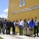 PCT Guamá recebe visita institucional do TCE Pará