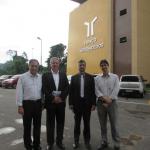 Representantes da Finep visitam o Pará a fim de viabilizar escritório regional no estado
