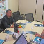 Empresários da área de tecnologia da informação visitam o PCT Guamá