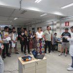 PCT Guamá recebeu grupo do Lab de Inovação do Climate Ventures
