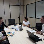 Ministra-Conselheira da Embaixada Britânica no Brasil visita o PCT Guamá