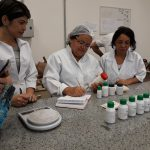 Parque de Ciência e Tecnologia Guamá recebeu prática do curso de desenvolvimento de produtos cosméticos naturais