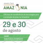 Workshop sobre tecnologias para o setor joalheiro está com inscrições abertas