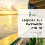 Passagens para o Círio Fluvial serão vendidas pelo app Ubá