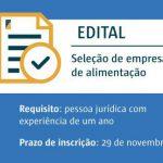 Fundação Guamá prorroga prazo do edital para seleção de cantina