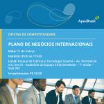 Apex-Brasil promove oficina de competitividade em Belém