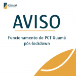 Funcionamento do PCT Guamá pós-lockdown